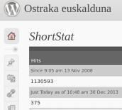 Ostraka euskalduna 2013-12-30