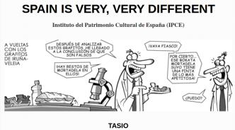 Spain is diferent