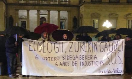 Iruña veleia elkarretaratzea Gasteiz